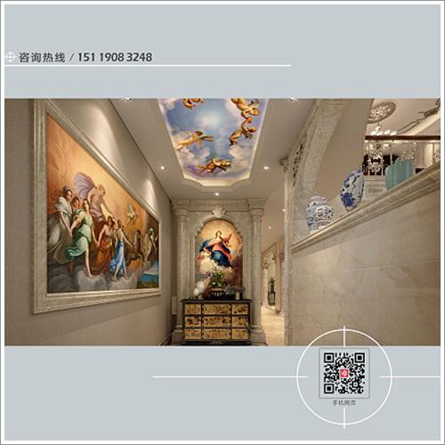 惠东幼儿园设计外墙彩绘设计价格是多少?杰盟艺饰给你合理的报价
