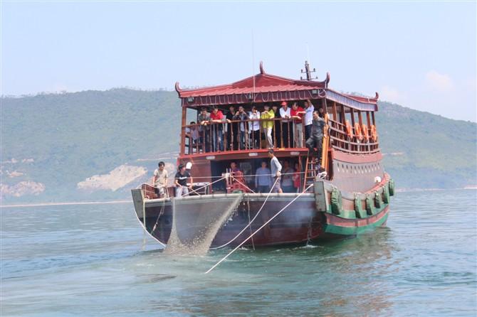 惠州大亚湾旅游观光捕鱼/大亚湾休闲渔业游/大亚湾休闲旅游