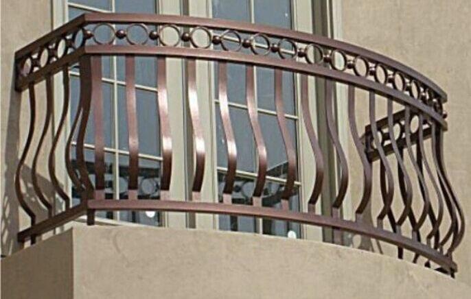 买欧式阳台锌钢 护栏 -采购 欧式护栏