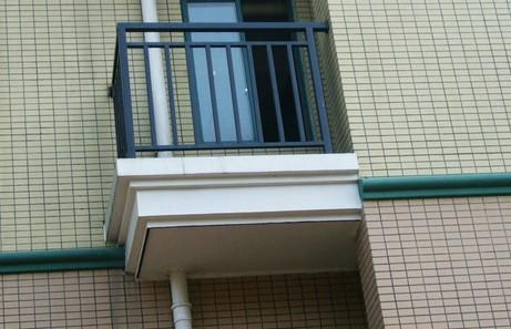 专注锌钢空调护栏加工制作厂家│广州长鸿锌钢空调护栏厂家直销