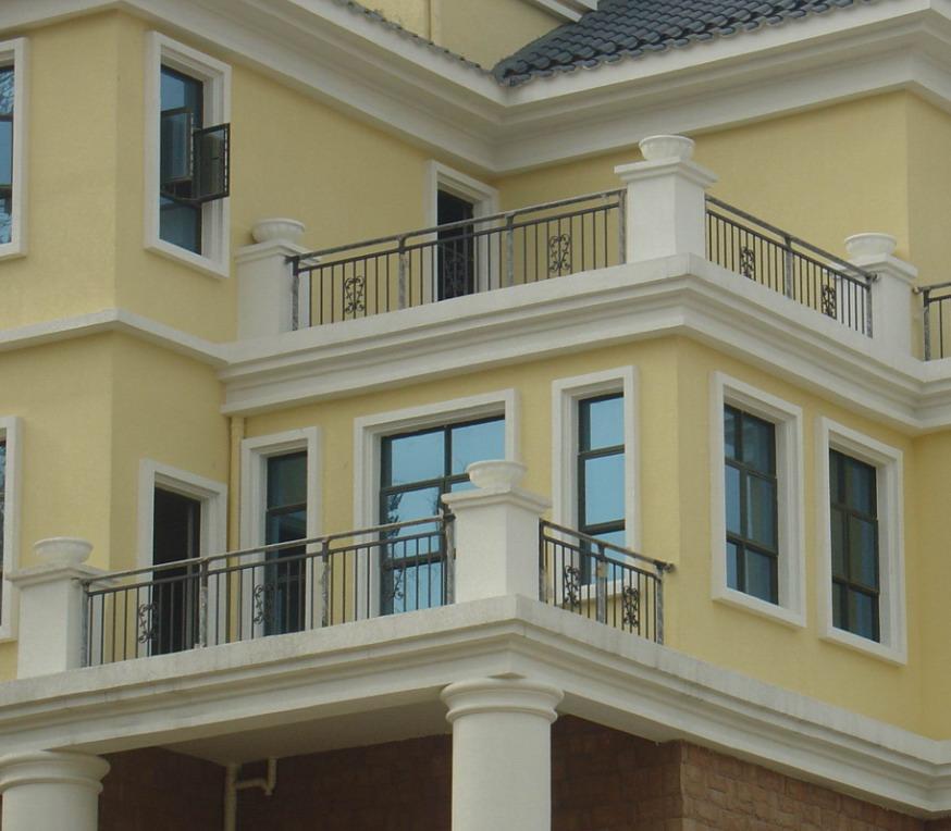 钢化玻璃栏杆,锌合金栅栏,欧式铁艺围栏,锌钢楼梯扶手,空调护栏,百叶