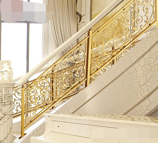 博罗柏塘镇比较好的铝合金型材护栏厂家,堂福门窗厂,专业值得