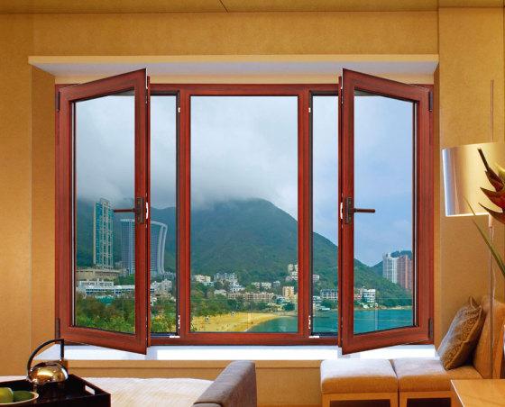 深圳南山区堂富门窗厂平开窗与推拉窗有什么不同,在什么地方欢