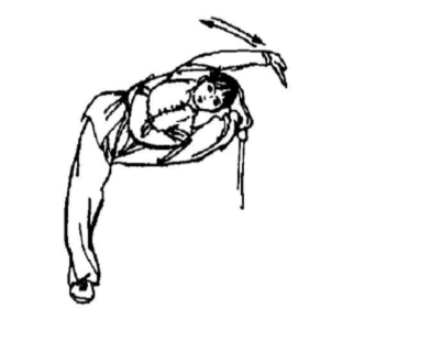 少林武术绘画图片展示