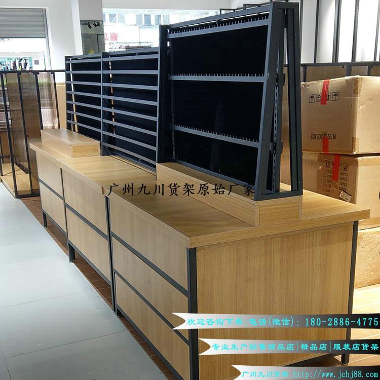 广州设计定制母婴店货架同城免费