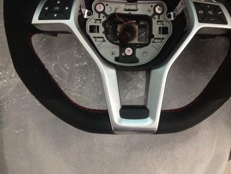 杭州哪里有安装奔驰amg方向盘 城市影讯专业技术 高清图片