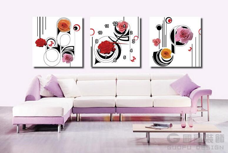 杭州客厅风水 沙发背景墙装饰画挂什么好