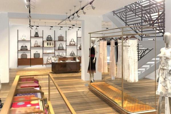 杭州服装专卖店装修如何设计