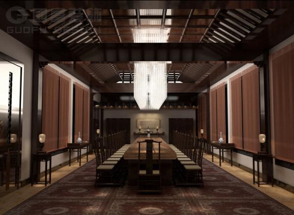 杭州会所装修设计风格有哪些?