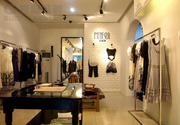 杭州服装店怎么装修省钱又好看
