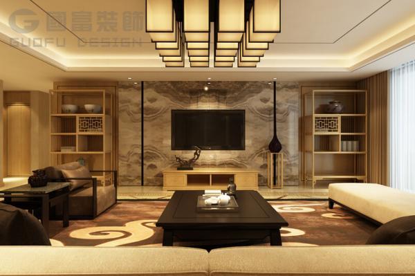 杭州现代中式装修风格有什么特点呢?