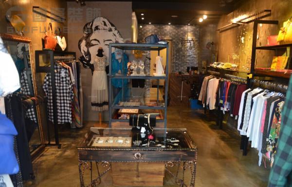 杭州小服裝店裝修要注意整體的風格