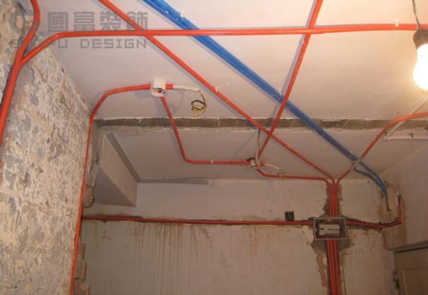 家庭装修中设计及布局变化很多,一般新房70-90平建筑面积的水电改造