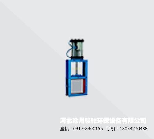 高压闸板阀结构图