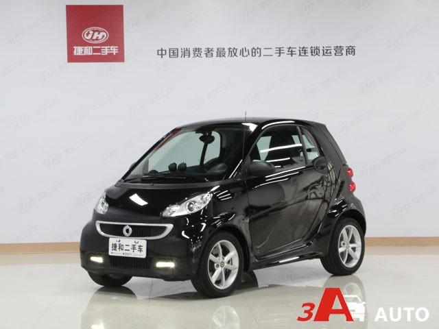 郑州哪有奔驰smart二手车卖 奔驰smart二手车好用吗高清图片