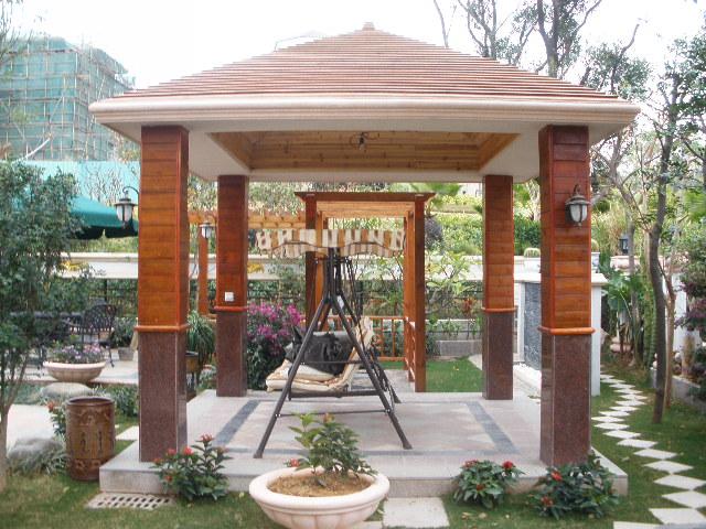 龙岗景观园林设计|坪山欧式设计,深圳别墅园林设计