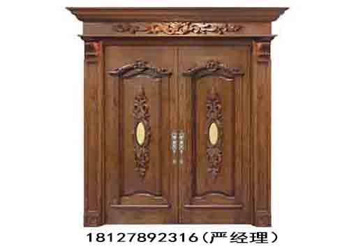 广州中式雕花木门实木木雕门厂家定做中式雕花大门仿古雕花门价格