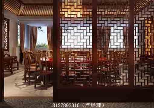 广州实木花格生产厂家哪个好定做实木花格屏风实木花格价格多少钱