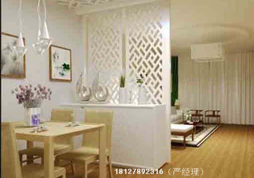 广州哪家欧式镂空花格白色花格欧式客厅餐厅隔断加工厂生产厂家好