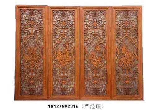 窗户窗花,门厅玄关屏风,中式屏风背景墙,木线条花格,中式实木雕花