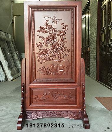 玄关木雕雕刻厂家中式木雕雕刻定做质量好口碑好的是广州哪家?