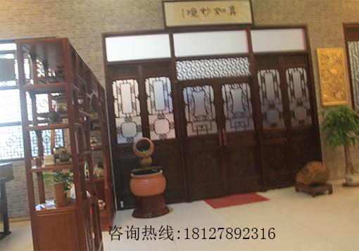 广州古式花格,古建雕花厂家一站式直供古典木雕花格 二十年畅销