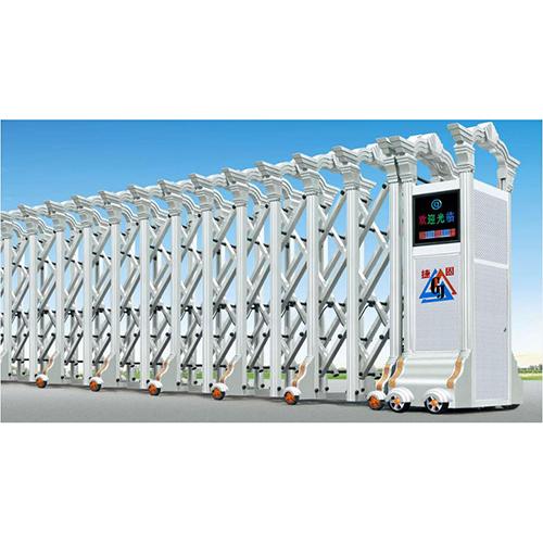 江门专业电动伸缩门安装工程公司找捷固智能设备安装经验丰富收费