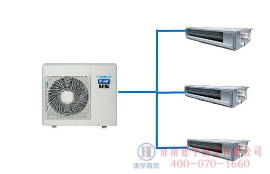 大金中央空调安装方案