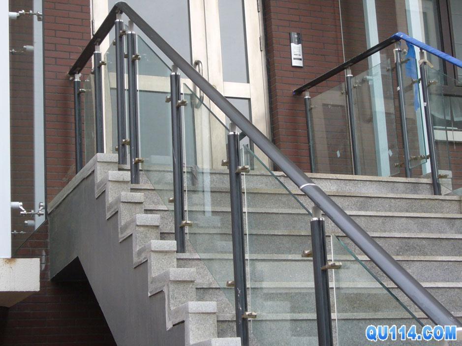 楼梯扶手栏杆 供应铝合金楼梯栏杆扶手 楼梯护栏
