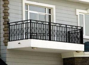 南宁市锌钢阳台护栏的优势
