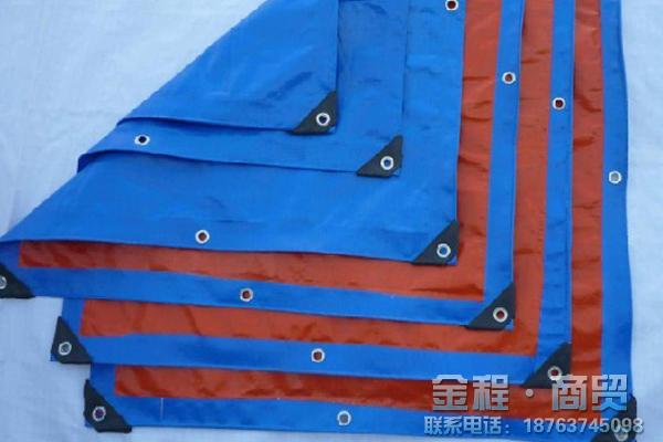 温州专业彩条篷布塑料篷布供应