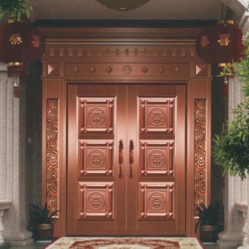 尊贵古铜门