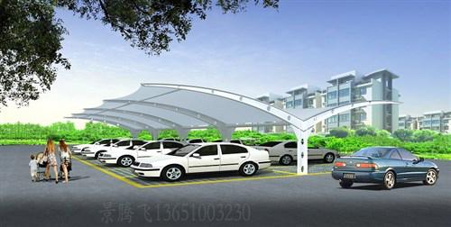 膜结构车棚,膜结构自行车,膜结构厂家