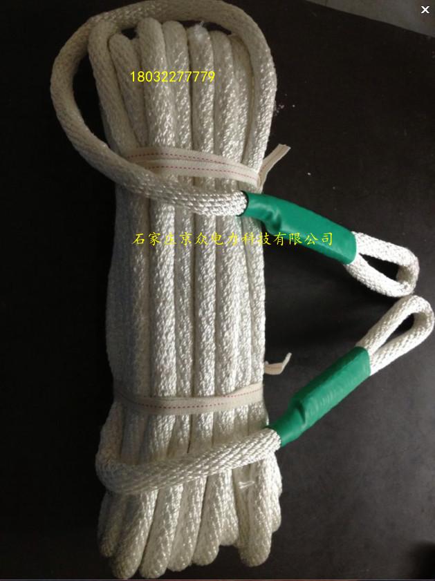 使用方法:安全绳使用前必须做一次检查,发现破损停止使用,配戴时活动