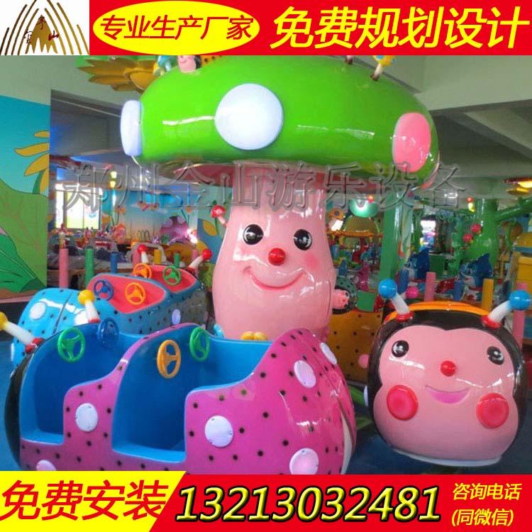 机械制造儿童画-型儿童游乐设备生产厂家图片