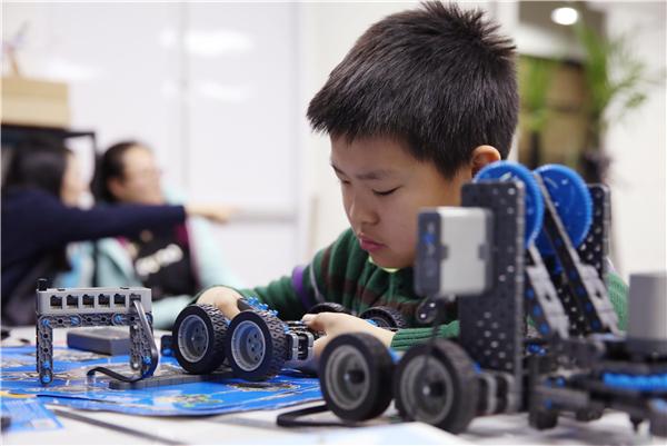 南京适合小学生学习的趣味乐高课程