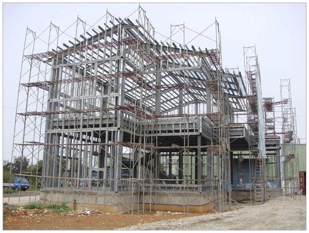 泊头能够承接钢结构旋转楼梯安装的厂家