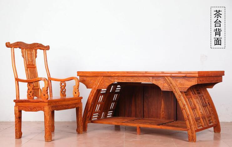 实木家具什么木材好?内江红木家具店推荐