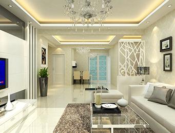 客廳如何借助隔斷墻擴增空間? - 家居裝修