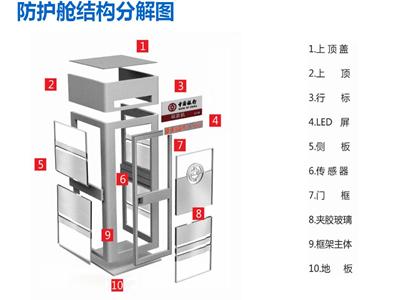 防护舱结构图_副本