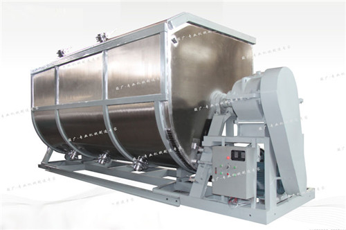 微型饲料搅拌机的内部结构图