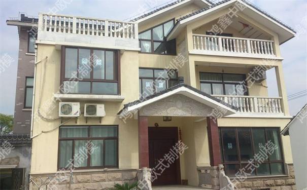 建欧式别墅的EPS构件哪里有得卖