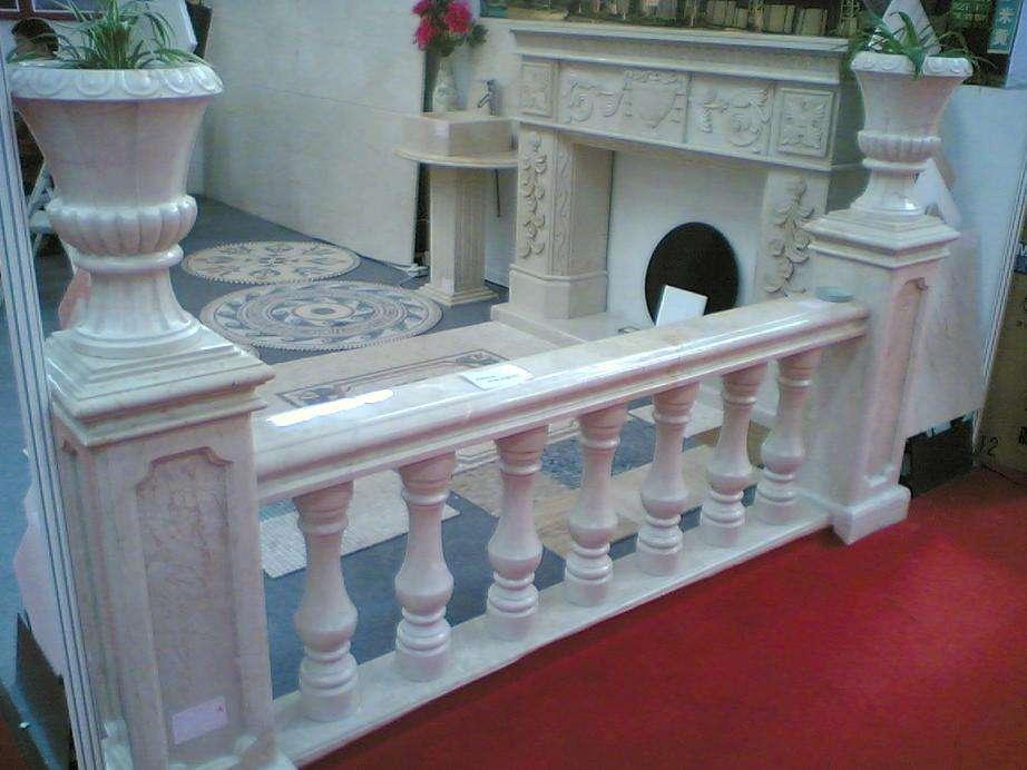 江西安装别墅大理石栏杆的公司,鸿鑫欧式制模有限公司专业从事欧式