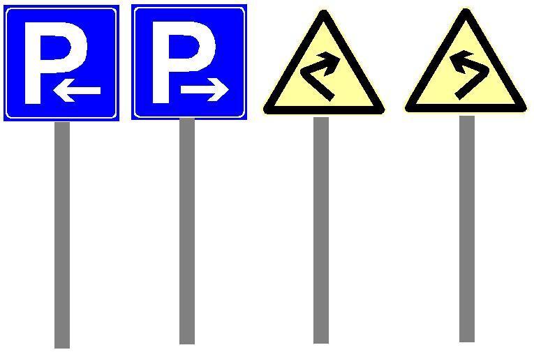 华鹏厂家生产的标志牌符合国标规定,是公路局,交警局,物业,小区,厂区
