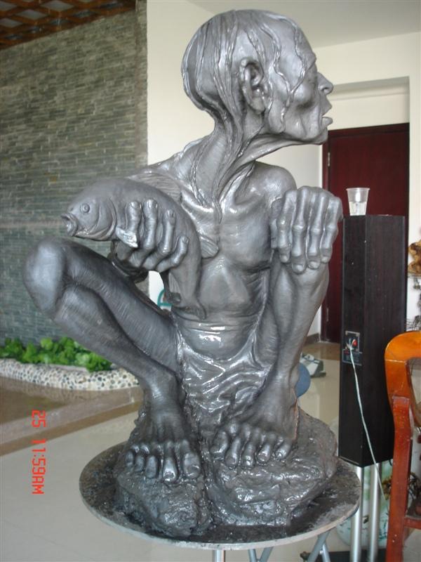 成龙十二生肖铜像雕塑
