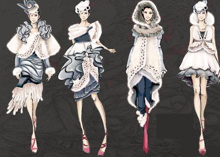 服装设计2