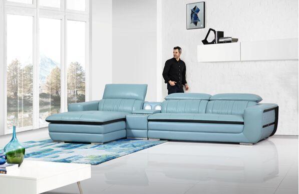 南昌真皮沙发流行哪些款式?图片