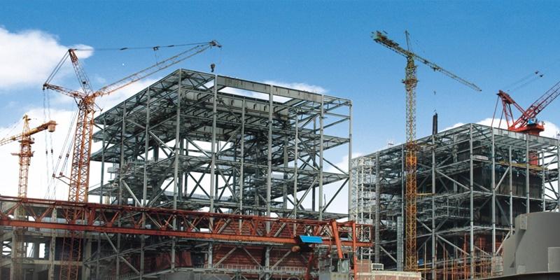采用框架-支撑结构时,支撑框架在两个方向的布置均宜基本对称,支撑