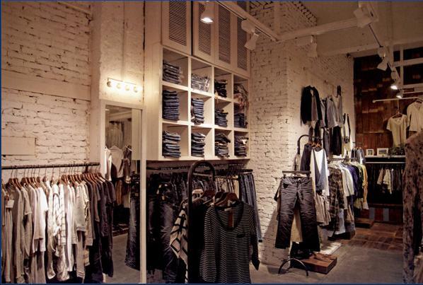 南京20平米服装店装修图哪家最省钱