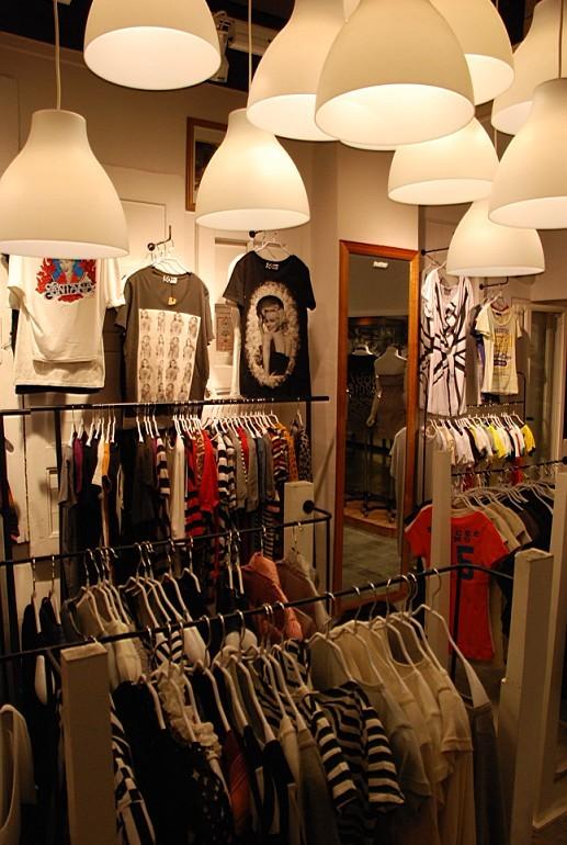 南京15平米服装店装修
